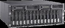 Système de stockage en colonne de disques redondants (RAID disk array) MSA de HPE