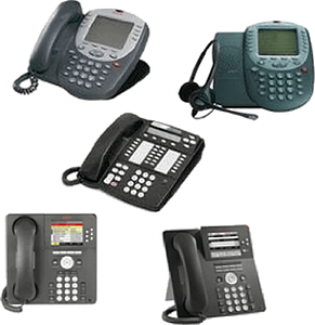 IP phones and gateways