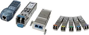 modules optiques de connectivité compatibles, SFPs, XFPs, GBICs, XENPAKs, CWDMs, DWDMs