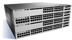 Commutateurs (switches) Ethernet de périphérie pour réseaux locaux et centre de données Cisco, Juniper, Extreme Networks