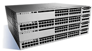 Local area network (LAN) edge and data center campus switches