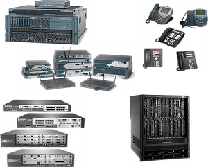 Find all the high-end networking and telecommunications hardware needed for your IT infrastructures