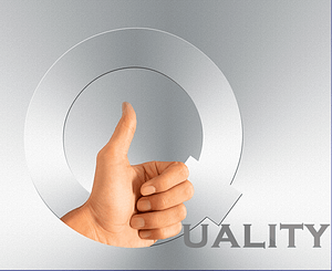 Above all, we are all about quality products, service and efficiency