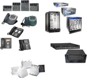 Équipement de réseautique et télécommunications neufs, remis à neuf et usagés de qualité au prix du gros ou mieux
