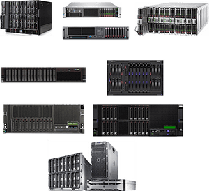 Buy reliable, performant new, refurbished and used HPE, IBM, Lenovo and DellEMC enterprise servers at affordable prices