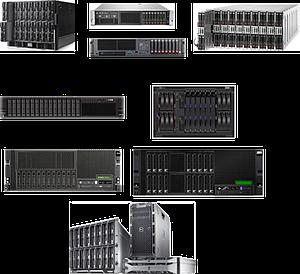 Acheter des serveurs d'entreprise HPE, IBM, Lenovo, DellEMC neufs, reconditionnés et usagés à des prix abordables