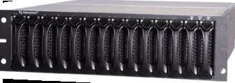 Système de stockage en colonne de disques (disk array) Equalogic de DellEMC