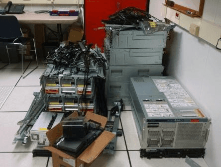 Old IT hardware that's no longer being used and is just lying around is costing you money! Our asset recovery and buyback program can turn that legacy hardware into CASH