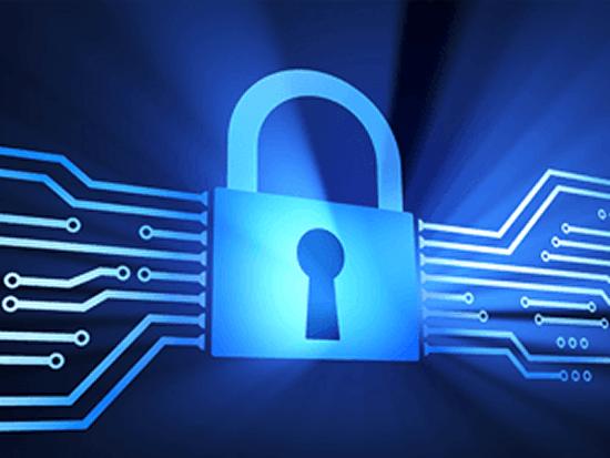 Données confidentielles sous clé et sécurisées