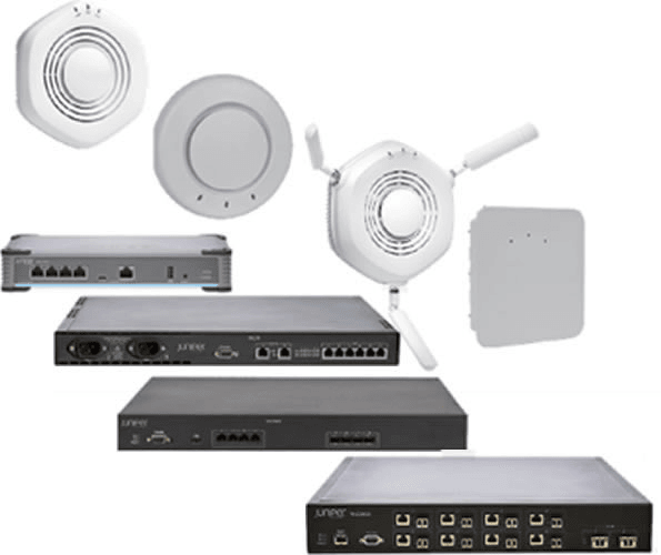 Wireless access points and controllers